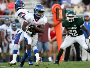 Wake Forest-Rolesville vs. Southeast Raleigh (Sept. 7, 2012)