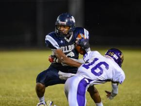 Broughton vs. Millbrook (Sept. 14, 2012)