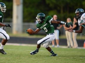 West Johnson at Southeast Raleigh - September 21, 2012