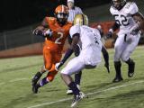Northern Vance vs. Orange (Sept. 21, 2012)