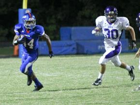 Broughton vs. Wake Forest-Rolesville (Sept. 28, 2012)