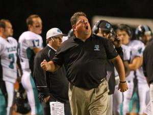 West Johnston vs. Harnett Central (Oct. 12, 2012)