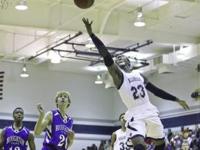 Boys Basketball: Broughton vs. Millbrook (Dec. 14, 2012)