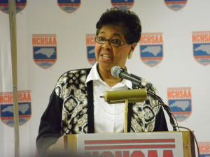 NCHSAA hosts state championship press conference (Mar. 10, 2014)