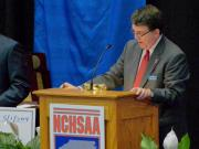 NCHSAA hosts annual meeting, awards ceremony