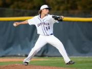 Baseball: Broughton vs. Person (Apr. 4, 2014)