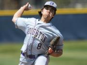 Baseball: Wake Forest vs. Broughton (Apr. 5, 2014)