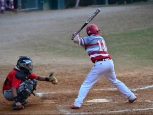 Baseball: Sanderson vs Middle Creek (May 14, 2014)