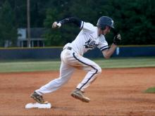 Baseball: Panther Creek vs. Millbrook (May 23, 2014)