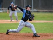 Baseball: Panther Creek vs. Athens Drive (Mar. 13, 2015)