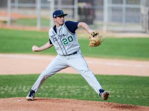 Baseball: Leesville Road vs. Broughton (Mar. 17, 2015)
