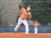 Baseball: Fuquay-Varina vs. East Wake (Mar. 20, 2015)