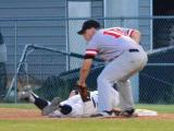 Baseball: Middle Creek vs Heritage (May 12, 2015)