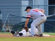 Baseball: Middle Creek vs. Heritage (May 12, 2015)