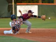 Baseball: Green Hope vs. Fuquay-Varina (May 15, 2015)