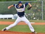 Baseball: Fike vs. Cardinal Gibbons (May 19, 2015)