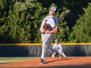 Baseball: Millbrook vs. Leesville Road (May 22, 2015)