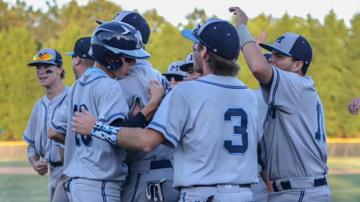 Baseball: Millbrook vs. Leesville Road (May 22, 2015)