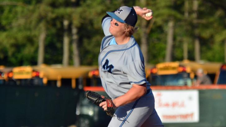 Baseball: Millbrook vs Fuquay Varina (May 29, 2015)