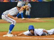 Baseball: South Granville vs. Randleman, Game 1 (June 5, 2015)