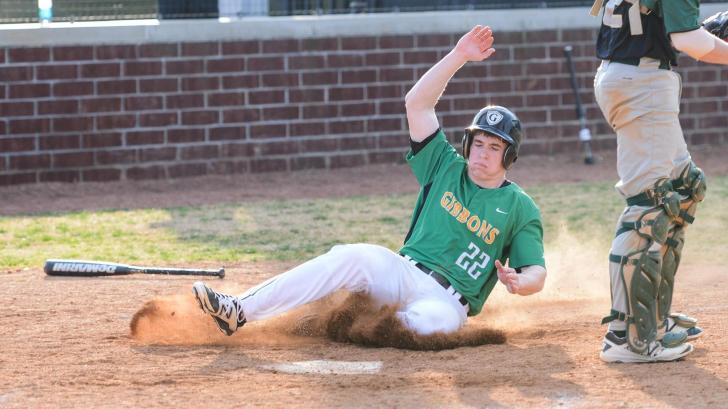 Baseball: South Johnston  vs. Cardinal Gibbons (Mar. 14, 2016)