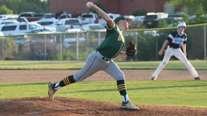 Baseball: South Granville vs Bunn (May 13, 2016)