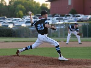 Baseball: South Granville vs Bunn (May 13, 2016)
