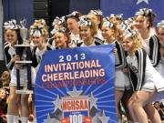 Area teams compete in NCHSAA cheer championships