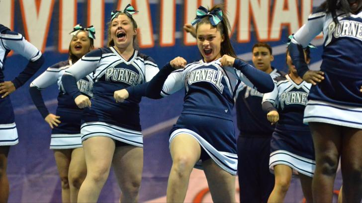 Cheerleading: NCHSAA State Championships