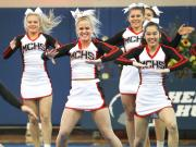 2015 Wake County Schools Cheerleading Competition (Jan. 24, 2015)