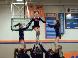 Cheerleading: Wake County Cheer Champtionshop (Jan. 30, 2016)
