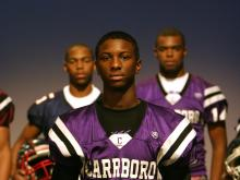 Nassar Omar, Carrboro (2009 All-OT Team)