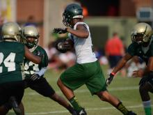 NC State hosts high school 7-on-7 competition (June 12, 2013)