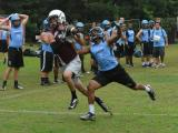 Middle Creek plays host to 7-on-7 (June 27, 2013)