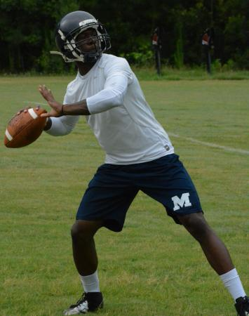 Heritage, Middle Creek, Millbrook & Wakefield play 7-on-7 (July 9, 2013)