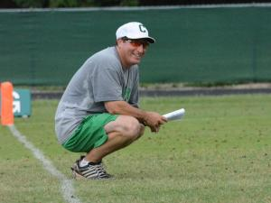 Cary hosts Kestrel Heights in 7-on-7 (July 10, 2013)