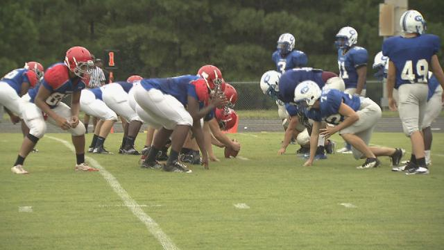 Highlights: Clayton vs. Sanderson (Aug. 17, 2013)