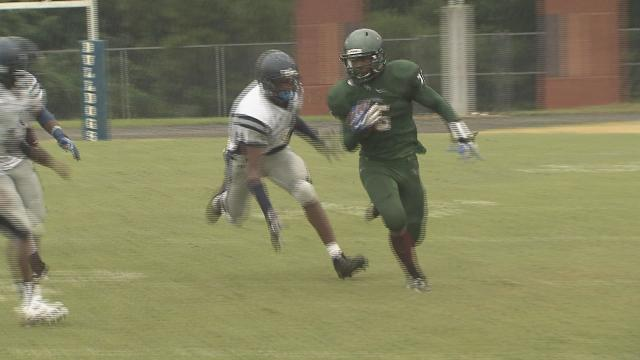 Highlights: Green Hope vs. Millbrook (August 17, 2013)