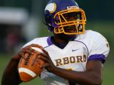 Football: Tarboro vs. Nash Central (Aug. 23, 2013)