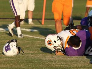 Football: Fuquay-Varina vs. Riverside (Aug. 30, 2013)