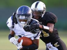 Football: Heritage vs. Knightdale (Sept. 6, 2013)