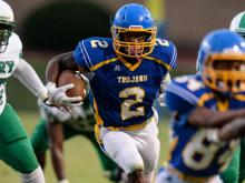 Garner High School vs Cary High School - September 13, 2013