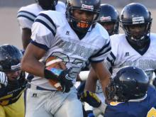 Football: Millbrook vs. Northern Durham (Sept. 13, 2013)