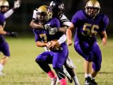Football: Millbrook vs. Broughton (Oct. 11, 2013)