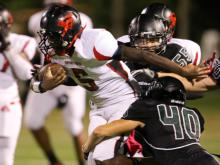 Football: Southern Durham vs. Cardinal Gibbons (Oct. 11, 2013)