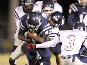 Football: Millbrook vs. Heritage (Oct. 25, 2013)