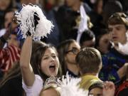Football Friday fan cam Oct. 25, 2013