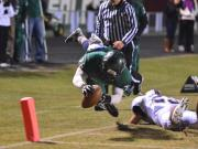 Football: Holly Springs vs. Green Hope (Oct. 25, 2013)