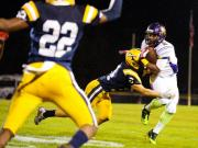 Football: Jack Britt vs. Cape Fear (Nov. 1, 2013)