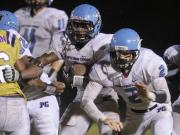 Football: Panther Creek vs. Holly Springs (Nov. 1, 2013)